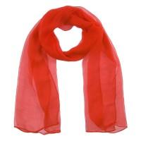 Шифоновый шарф, 50х170 см, цвет 6
