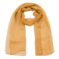 Шифоновый шарф, 50х170 см, цвет 34